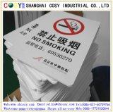 Изготовленный на заказ цветастый лист пены PVC для рекламировать