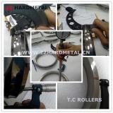Rouleaux de carbure de tungstène pour tube en acier inoxydable