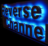 알루미늄 /Stainless Steel 3D Channel Lettter Sign LED Channel Letter