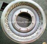 3.75-12 3.50-12 molde sin tubo del neumático de la motocicleta 90/90-12 3.00-12