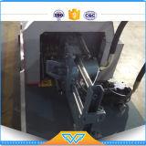 Filo di acciaio di registrazione Gt4-12 che raddrizza e tagliatrice
