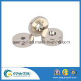 Cuのめっきの極度の強いSpecifiの形のネオジムの磁石
