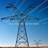 De ElektroToren van het Staal van de hoek voor de Lijn van de Transmissie van de Macht van Fabriek