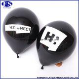 Levering van China van de Ballons van het Latex van de vervaardiging de rond Gestalte gegeven Standaard