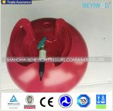 Bombola per gas a gettare dell'elio dell'aerostato della bottiglia d'acciaio di prezzi bassi 22.4L piccola