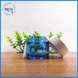 Schoonheidsmiddel van de Kruik van de lage Prijs het Transparante 50ml Plastic
