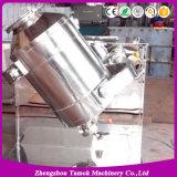 Misturador farmacêutico do grânulo 3D do pó da série de Syh no aço inoxidável