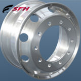 Professional Manufactory of Steel/Alloy Truck Wheel and Rim