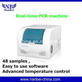 Double bloc PCR de gradient de la machine pour les tests ADN