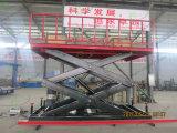Tiefbaugarage-Keller-Fußboden-hydraulischer Auto-Aufzug