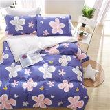 安い価格のポリエステルによって印刷される寝具の一定のシーツ