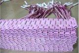 Pista de calefacción de cerámica flexible certificada Ce de la industria de la pista de calefacción del calentador