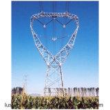 132kv鋼鉄送電ラインタワー