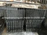 Провод цинка Coated стальной делая машину