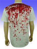 Design de mode T-shirt imprimé de bonne qualité Sublimation