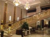 Hecho en Foshan China Tipo Europa Escalera Pasamano