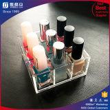 OEM Wholesale Plastic Acrylic Lipstick Floor Display