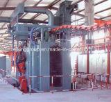 Bester populärer China-Haken-hängende Reinigungs-Granaliengebläse-Maschine