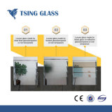 La rejilla Cristal Vidrio rejilla desde 4-6mm para la puerta de la construcción de la ventana