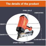 Gsn83D Krachtige Industriële Kwaliteit de Frame Spijkermaker van het Gas van 34 Graad