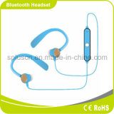 Fones de ouvido sem fio Earbuds ergonómico baixo profundo dos fone de ouvido estereofónicos os mais atrasados do esporte de Bluetooth