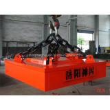 Rechthoekige Industriële Opheffende Magneet voor het Opheffen van de Staven van het Staal