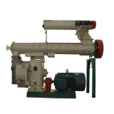 Pallina di legno di legno della biomassa della macchina della pallina di tasso di alto calore del combustibile