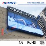 Visualizzazione di LED esterna di colore completo 10 piedi di schermo di SMD TV