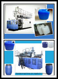 Extrusion Blow Moulding Machine for Car Shares