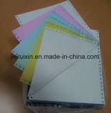 Papel de copia de papel del Sc /Carbonless del precio barato para el uso de la oficina/de la batería