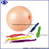 さまざまな重量及びサイズの穿孔器の気球の試供品