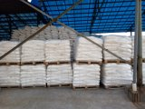 De Vervaardiging van de fabriek 98% Korrel/Prill/Bal van het Chloride van het Calcium voor het Smelten van het Ijs