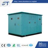 trasformatore compatto prefabbricato della sottostazione di 11kv 33kv