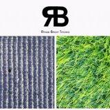 Ajardinando a grama artificial do Synthetic do relvado do gramado do tapete da decoração do jardim