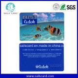 Plastikkarte Cr80 mit M plus Chip 2k/4k