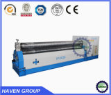 W11-40X3200 haut de la qualité de la plaque hydraulique de 3 rouleaux de pliage de la machine de laminage
