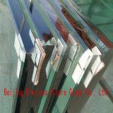 カーテン・ウォールのための高品質8mmの透過緩和されたガラス