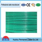 Alambre eléctrico y cable revestidos de nylon forrados nilón aislados PVC de Thhn Thwn