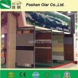 Panneau interne et externe décoratif coloré de fibre