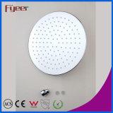 Fyeer 최신 판매 라운드 금관 악기 LED 샤워 꼭지 (QH326AF)