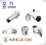 OEM: Vdo: E22041029z V.W: 1h0906091 Airtex: E10355 V.W、Audiフォード(WF-4301)のための銀白いアルミニウム燃料の燃料ポンプ