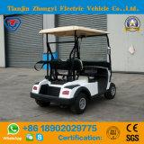 Zhongyi 세륨과 SGS 증명서를 가진 배터리 전원을 사용하는 2 Seater 골프 차