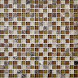 2017 nuovo! Mosaico di vetro del granello di quattro colori