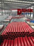 Tubo indurito della pompa per calcestruzzo dell'America Dn125 3m (45Mn2)