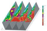 Instrument multiélectrode d'enquête de résistivité de Duk-2b, essai de résistivité, formation image de résistivité et Tomograph