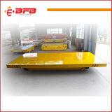 80tアルミニウム工場のための電池式のモーターを備えられたコイルの転送のカート