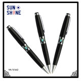 Commerce de gros cadeau en métal Pen stylo de luxe Gelgant Shell