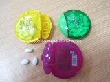 Round Plastic Box에 있는 Coolsa Fashion Compressed Candy