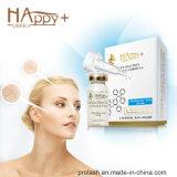 Entrega rápida de alta qualidade natural feliz + produto orgânico de soro de ácido hialurônico