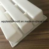 Plastic Vorm van de Verbindingsstukken van het cement de Vierkante voor Bouw (zt516-YL)